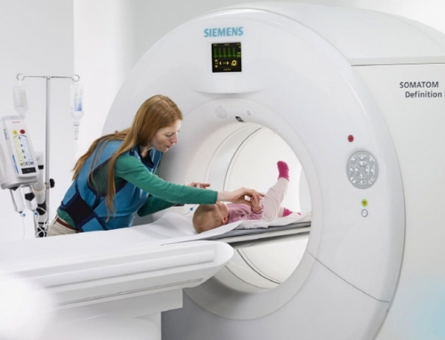 Radiation Risk of Taking X-ray and Scan in Children