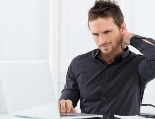 Neck Pain in Computer Users