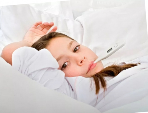 Fever in Children and Fever Phobia in Parents